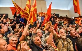 Makedonija zaradi politične krize ostaja brez županov