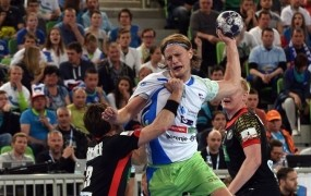 Zorman se je poslovil od reprezentance, ta pa je izgubila proti Nemcem