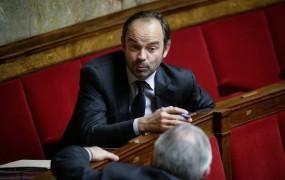 Macron za premierja imenoval republikanca Edouarda Philippa