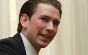 Kurz novi vodja avstrijske ljudske stranke; bo tudi novi kancler?