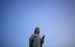 """Papežev udarec Međugorju: """"Ženska, ki so jo videli, ni Jezusova mati!"""""""