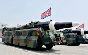 S. Koreja se hvali z uspešnim testom rakete pod nadzorom Kim Jong Una