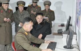 Diktatorjevi hekerji naj bi ukradli tajne vojaške načrte Južne Koreje