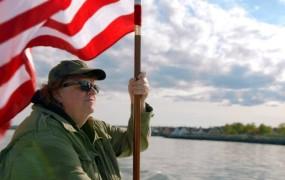 Michael Moore gre z novim dokumentarcem Fahrenheit 11/9 nad Trumpa