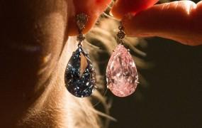 Diamantna uhana prodana za rekordnih 51,8 milijona evrov