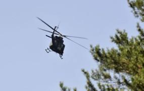 Na Ajdovskem pogrešana ženska je padla 60 metrov v globino