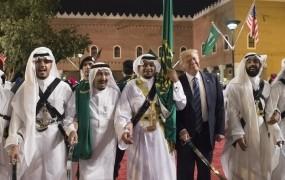 Trump danes z voditelji muslimanskih držav - tudi s tistimi, ki jih ne bi spustil v ZDA?