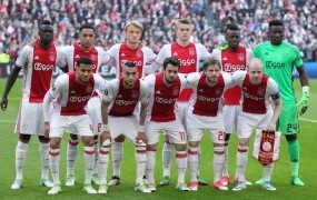 Nocoj finale Evropske lige med Ajaxom in Manchester Unitedom