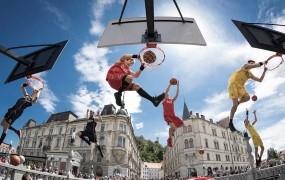 Dunking Devils gradijo največji trampolin park v Sloveniji