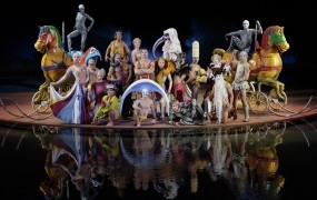 V Stožicah Cirque du Soleil z gozdnimi pripovedmi