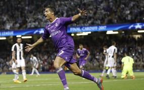 Real v finalu lige prvakov premagal Juventus s kar 4:1
