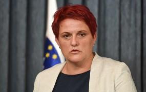 Godčeva bi o sumljivih slovenskih poslih z žilnimi opornicami obvestila Bruselj