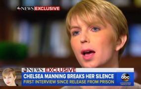 Chelsea Manning pravi, da na žrtve med civilisti ni več mogla gledati kot na statistiko
