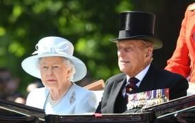 Britanska kraljica in princ Philip v zakonskem stanu že 70 let