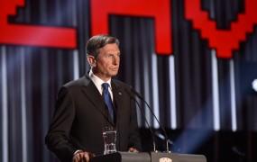 Pahor ob dnevu državnosti: Slovenija še ne izpolnjuje vseh naših pričakovanj