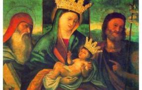 300-letnica kronanja podobe Svetogorske Matere Božje