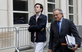 Najbolj osovraženi poslovnež v ZDA obsojen zaradi prevare in zarote