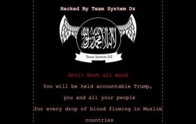Somišljeniki Islamske države napadli spletno stran guvernerja Ohia