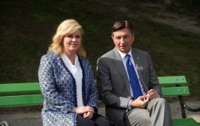 Pahor bi prijateljico Kolindo peljal na sprehod po Sloveniji