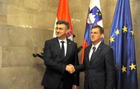 Cerar in Plenković se bosta 27. septembra srečala v Zagrebu