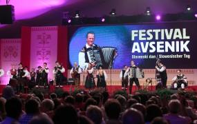 Avgusta v Begunjah na Gorenjskem četrti Festival Avsenik