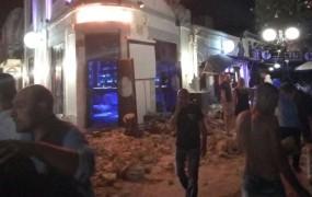 Pretreseni slovenski turist o potresu na Kosu: Stalno je treslo in zibalo