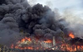 Domačini v Zalogu so še pred požarom v Ekosistemih opozarjali na okoljsko nevarnost