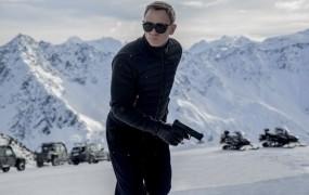 Agent 007 se vrača: novi Bond v kinih konec leta 2019