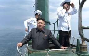 Kim Džong Un Donalda Trumpa označil za dementnega starca