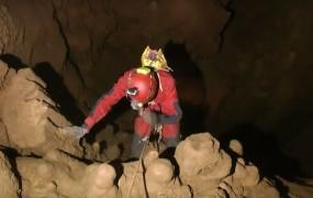 Slovenski jamar odkril kosti izumrlih živali iz pleistocena