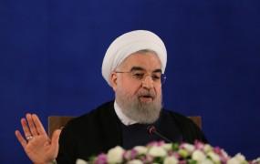 """Iranski predsednik ne mara """"malopridnega začetnika na političnem odru"""""""