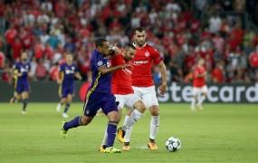 Maribor v Izraelu tesno izgubil, a gol v gosteh je dobro izhodišče