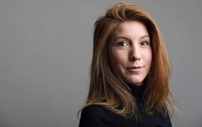 Na obali našli glavo in nogo švedske novinarke, ki je izginila na podmornici danskega izumitelja