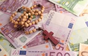 Cerkveni banksterji: črno-rdeče omrežje v državnih bankah