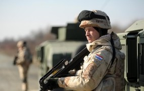 Primerjava ognjene moči slovenske in hrvaške vojske