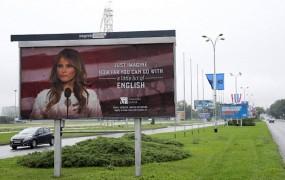 Nataša Pirc Musar Hrvatom ne pusti, da bi se norčevali iz Melanie Trump