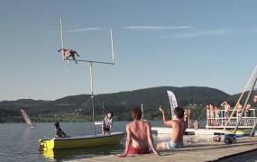 Izjemna priložnost za slovenske akrobate Dunking Devils; najela jih je mogočna ameriška liga NFL