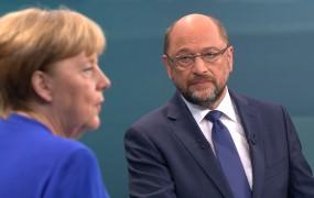 V Nemčiji prvo srečanje konservativne unije in socialdemokratov