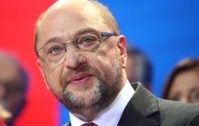 Schulz le ne bo nemški zunanji minister