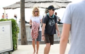 Hrvati razočarani, ker Julie Roberts niso uspeli fotografirati med obiskom Dubrovnika