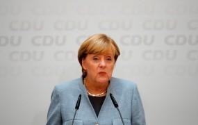 Stranki Angele Merkel že dolgo nista bili tako nizko