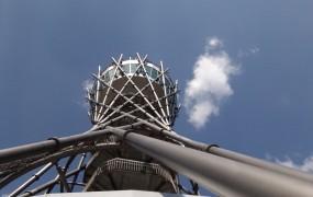 Že 200.000 obiskovalcev na najvišjem razglednem stolpu v Sloveniji