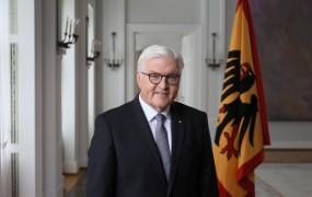 Nemški predsednik Steinmeier skuša preprečiti predčasne volitve