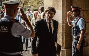 Puigdemont bo z razglasitvijo neodvisnosti še počakal