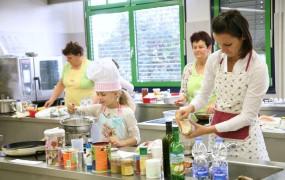 »Živite z navdihom – kuhajte z otroki«