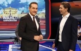 Avstrijski svobodnjaki bi šli v vlado, a zahtevajo notranje ministrstvo