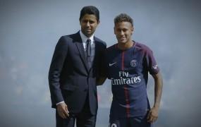 Šef pariškega PSG al-Khelaifi naj bi podkupil generalnega sekretarja Fife