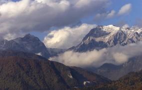 Planinec na grebenu Brane zdrsnil v smrt