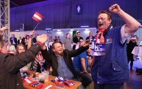 Svobodnjaki največ glasov dobili v občini Slovenj Grebinj na avstrijskem Koroškem