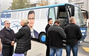 Novi obraz?! Marjan Šarec financira kampanjo z denarjem davkoplačevalcev občine Kamnik